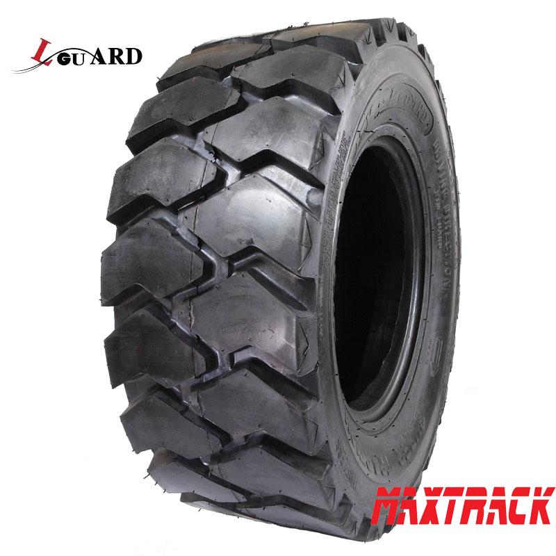 Professional China Solid Tire Tire - Skidsteer Tires Premium(Rim Guard) Tubeless – L-GUARD